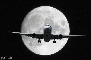 """打个""""飞的""""去赏月,看航司如何做营销推广?"""