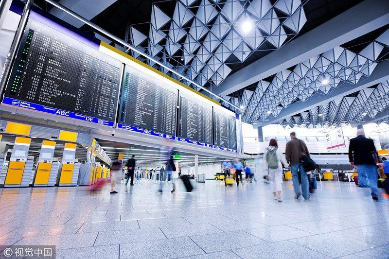 """新加坡樟宜机场:""""未来机场""""无需人类员工"""