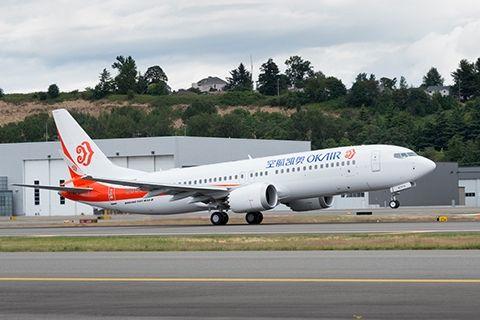 2018年暑运奥凯航空运输旅客逾115万人次