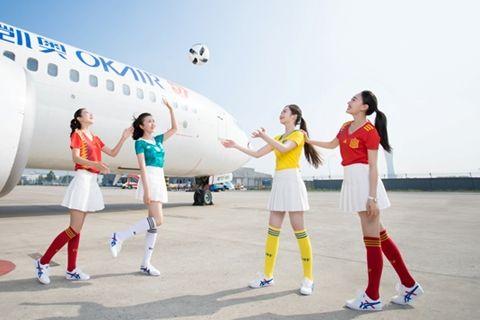 2018年暑运奥凯航空运输旅客逾115万人次|新闻动态-飞翔通航(北京)服务有限责任公司