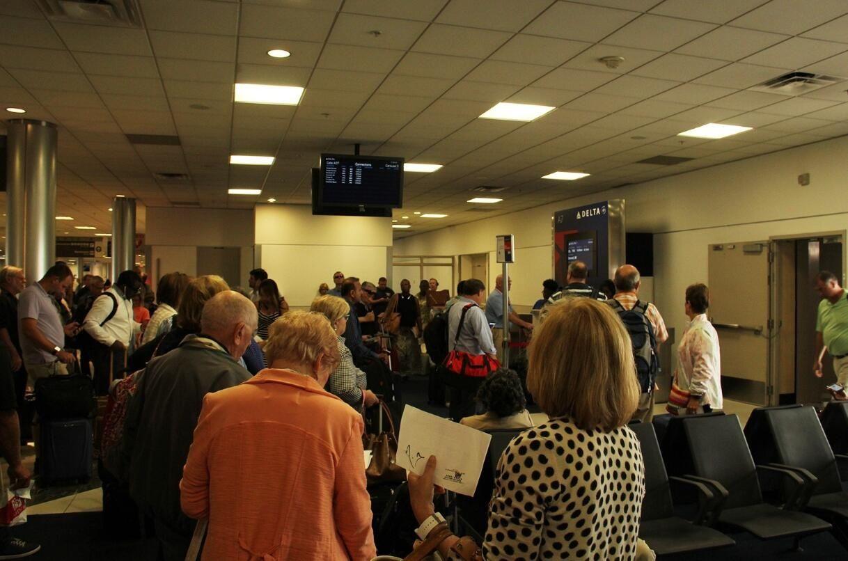 世界上最繁忙机场揭晓 首都机场排名第二