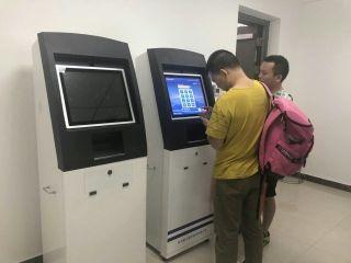 仅需30秒!郑州机场快捷刷脸办证系统正式启用