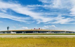 合肥机场冬航季通航国内55城 冰雪游海岛游更方便