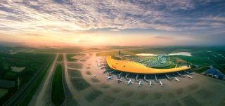 作为安徽省暨合肥市空中交通的首要门户和区域性航空枢纽,合肥新桥国际机场在服务社会大众,促进区域经济社会发展,搭建对外交往平台,在推动区域综合交通枢纽的进程中,不断汇聚跨越发展的磅礴力量。