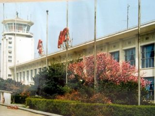 1977年的12月,骆岗机场正式启用,结束了安徽只能起降小型客机的历史,掀开了安徽航空崭新的一页。