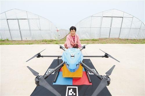 物流无人机率先常态化运行 覆盖数百个偏远山村