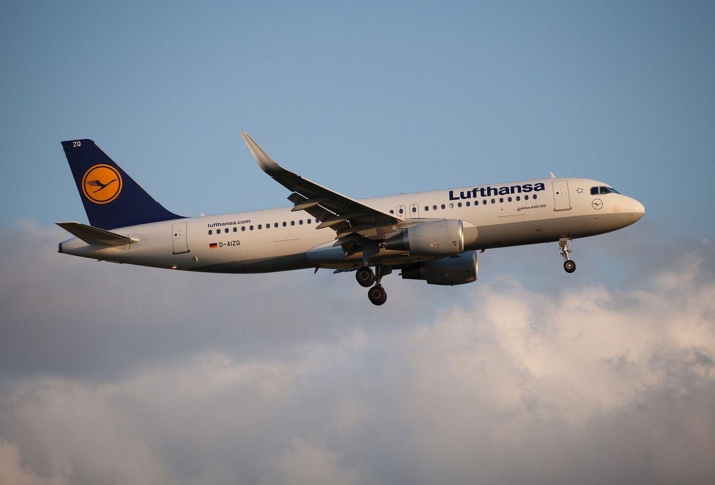 民航早报:汉莎敲定27架A320neo系列飞机订单