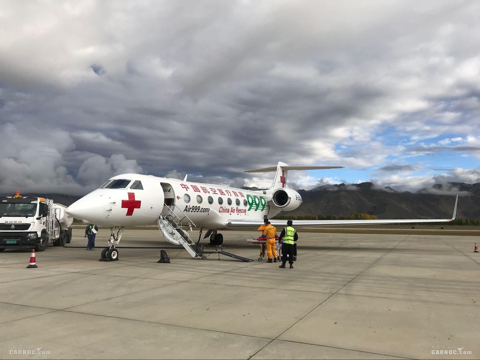 南山公务机2天内执行2次拉萨航空医疗转运任务|新闻动态-飞翔通航(北京)服务有限责任公司