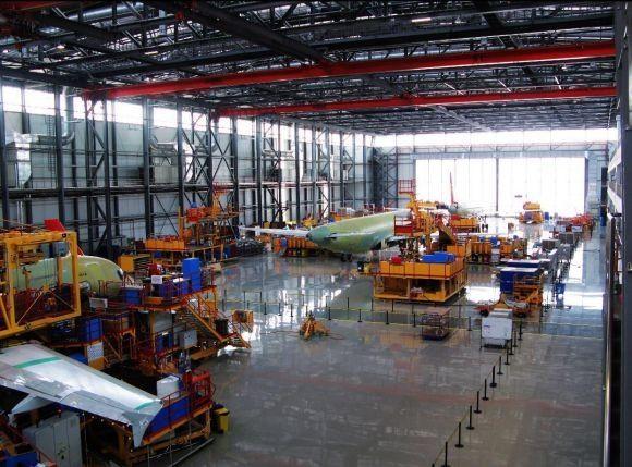 空客天津总装线投产十年  订单之外的收获