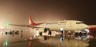 昆明航空引进一架波音737-800 机队增至26架