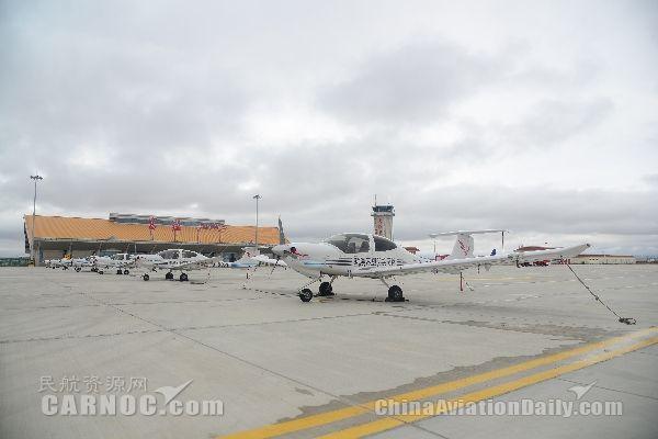 9月新疆完成通用航空飞行11641架次