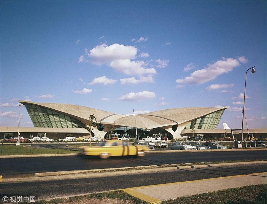 肯尼迪机场扩大8号航站楼 耗资3.44亿美元