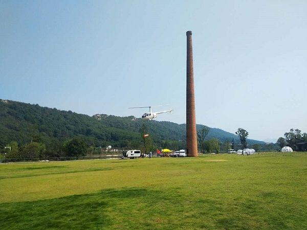 开飞!湖南岳阳首 个直升机低空旅游项目启动|新闻动态-飞翔通航(北京)服务有限责任公司