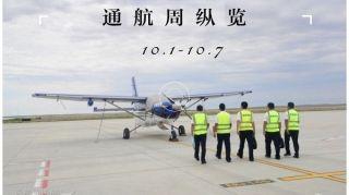 周縱覽:9月企業扎堆獲證 重慶一旋翼機迫降田間