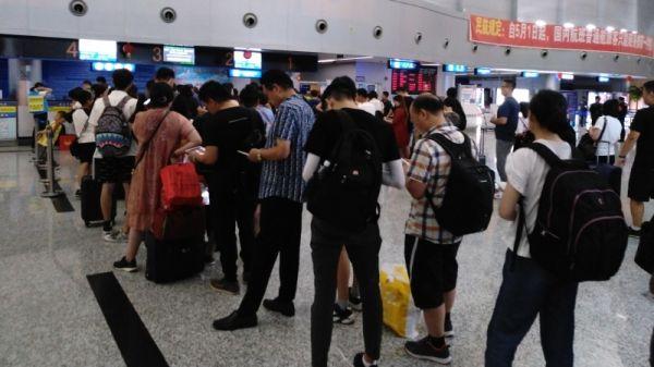 黄山机场黄金周旅客吞吐量同比增长15.1%