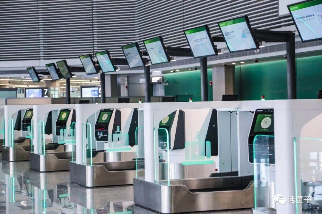 國內首個全自助乘機航站樓,就在阿拉上海!下周一啟用!