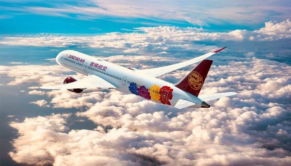 吉祥航空计划51班台湾春运加班 由787执飞台北