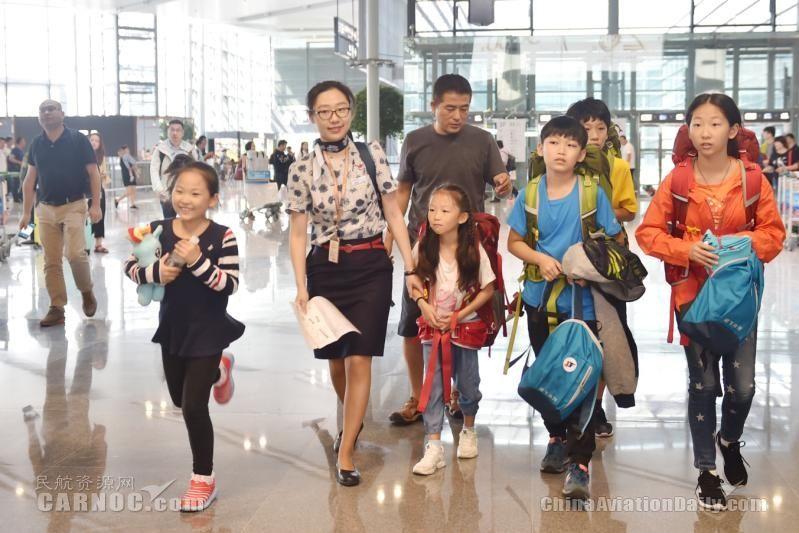 2018年国庆黄金周东航运输旅客279万人次