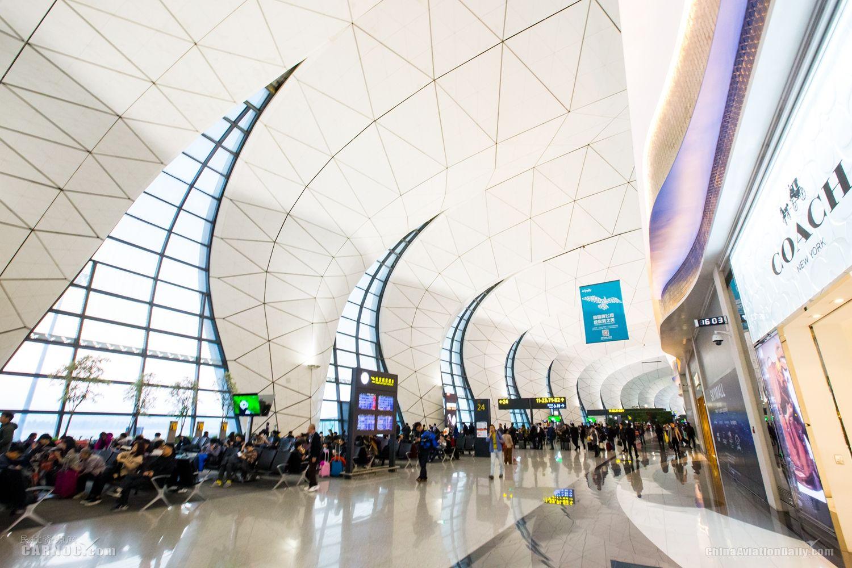 十一期间沈阳机场运送旅客38.2万人
