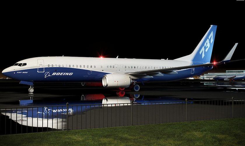 民航早报: 9月波音交付61架737和18架787