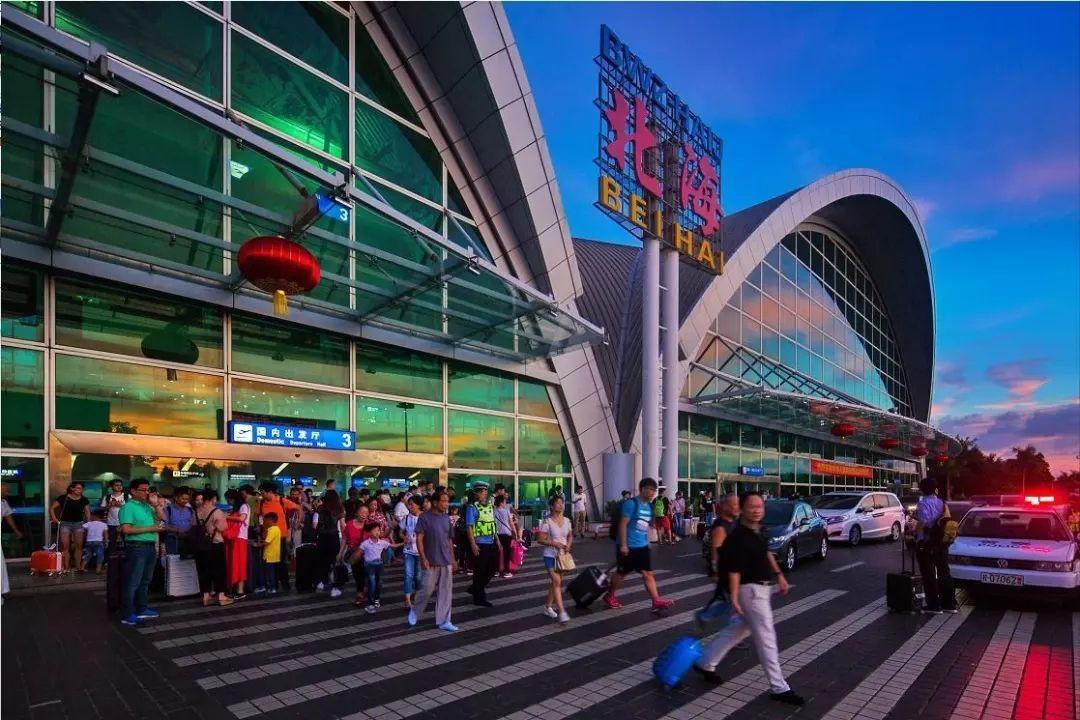 北海机场:扩建站坪+北海至扬州沈阳航线复航