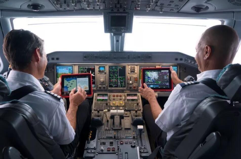 海湾航空公司选用霍尼韦尔GoDirect服务