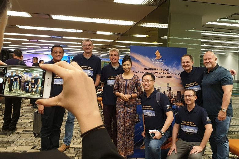 新航重启新加坡-纽约航线,全球最长航线回归