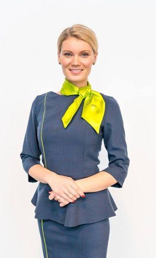 波罗的海航空发布新制服  图片来源:波罗的海航空Facebook