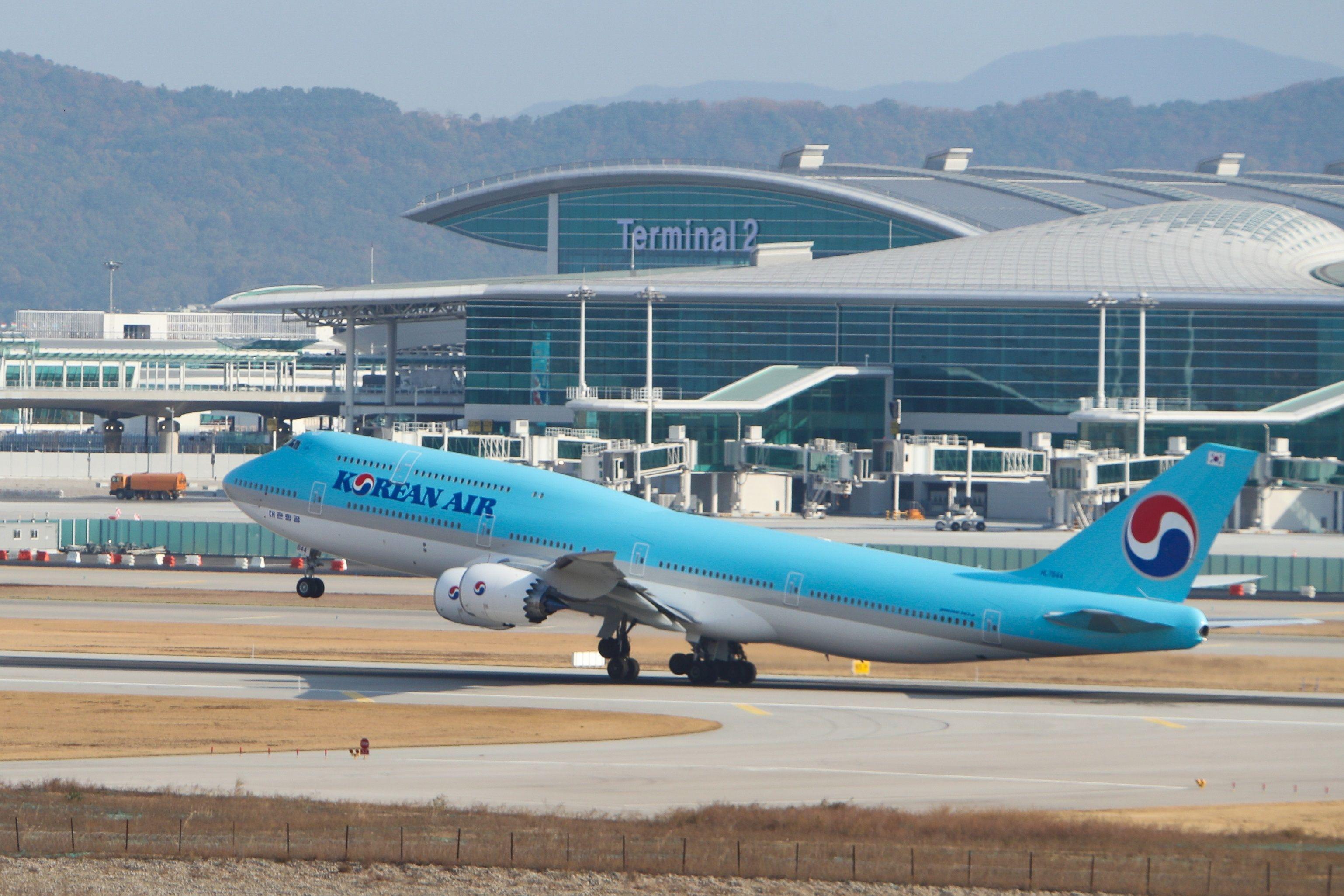大韩航空庆祝波音747诞生50周年