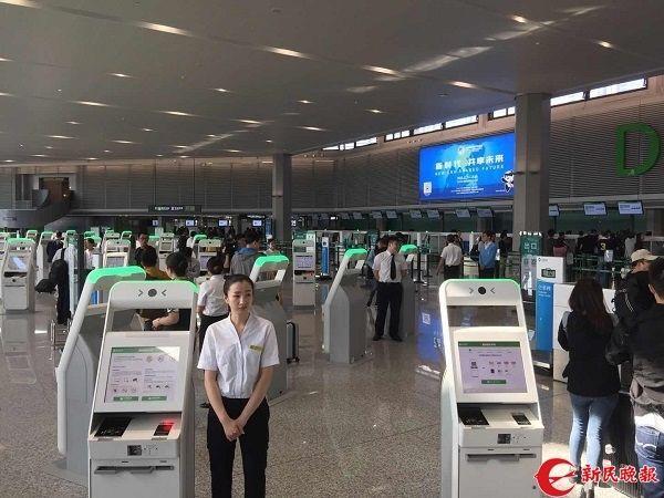 虹桥机场T1今起全面启用 全自助乘机顺利否?