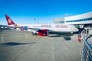 梦旅生花|吉祥航空喜提首架787,期待她回家!