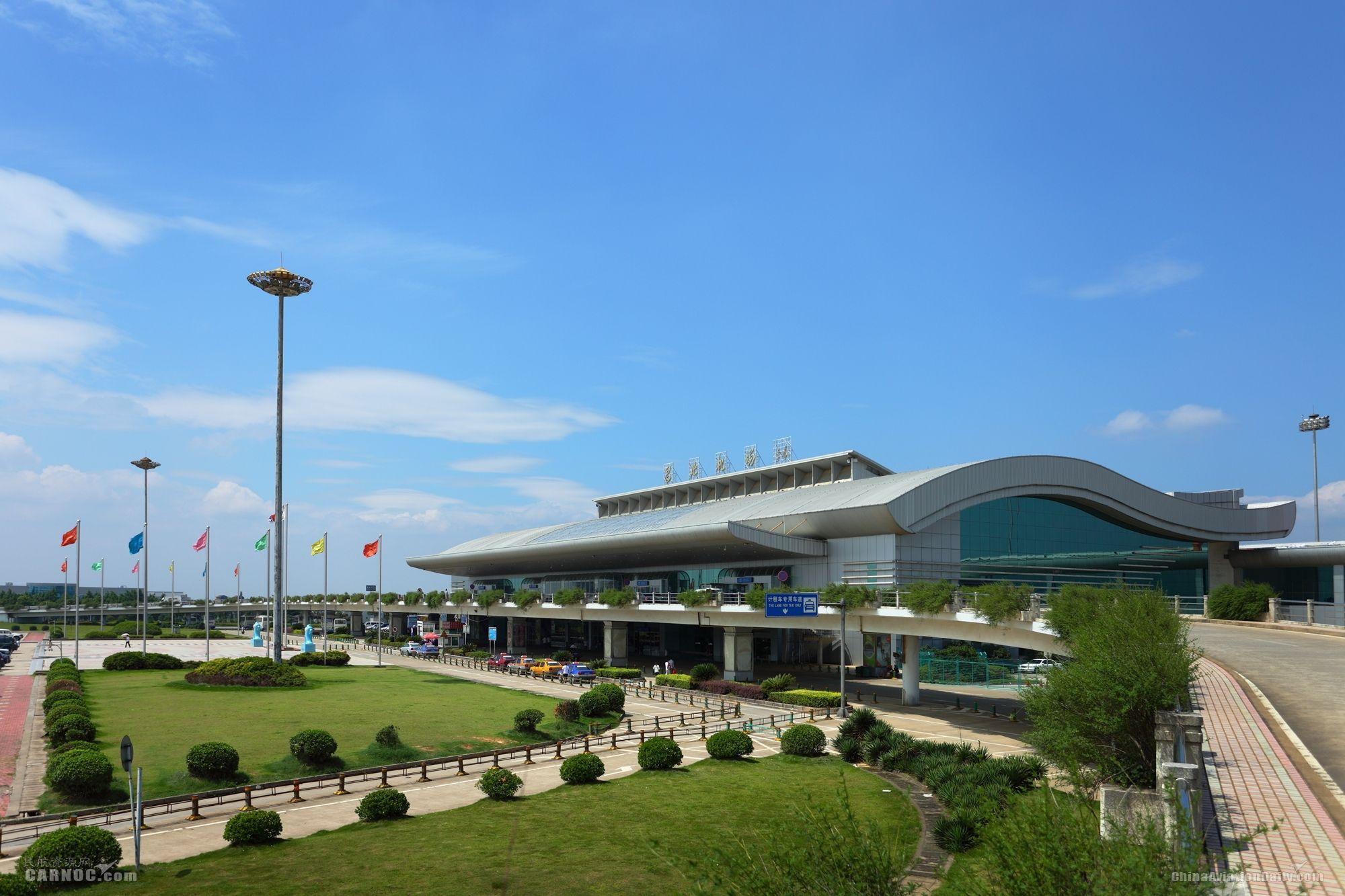 南昌机场T1航站楼北区10月17日正式启用