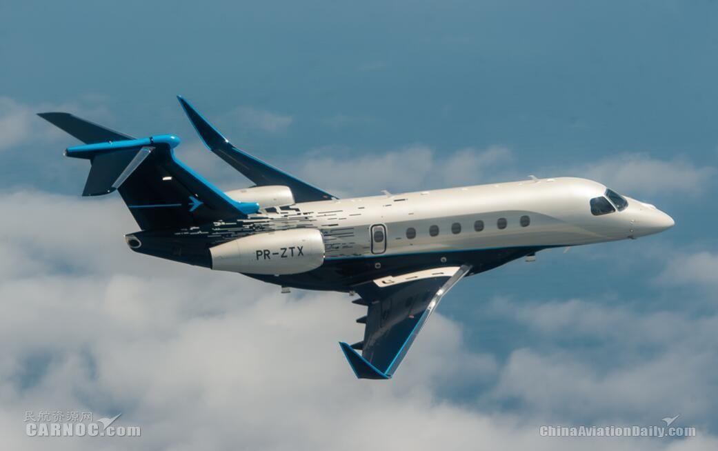 巴航工业推出突破性公务机:领航500和领航600