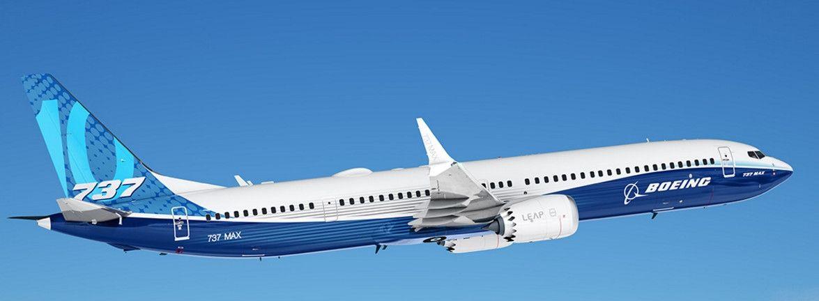 民航早报:俄罗斯Pobeda订购20架737 MAX