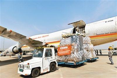 咸阳机场货邮吞吐量增速居十大枢纽机场第一
