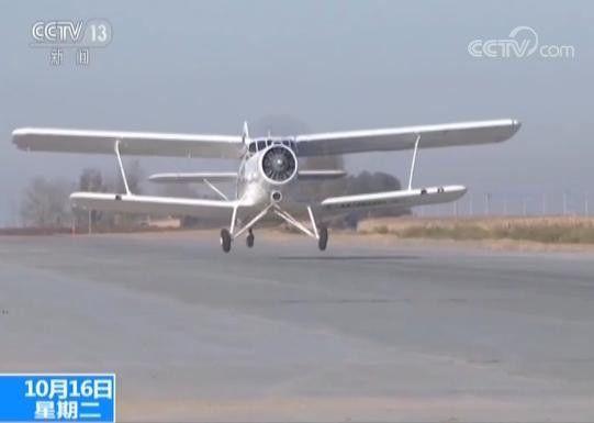 飞鸿98无人运输机试飞成功 最大载重量达1.5吨