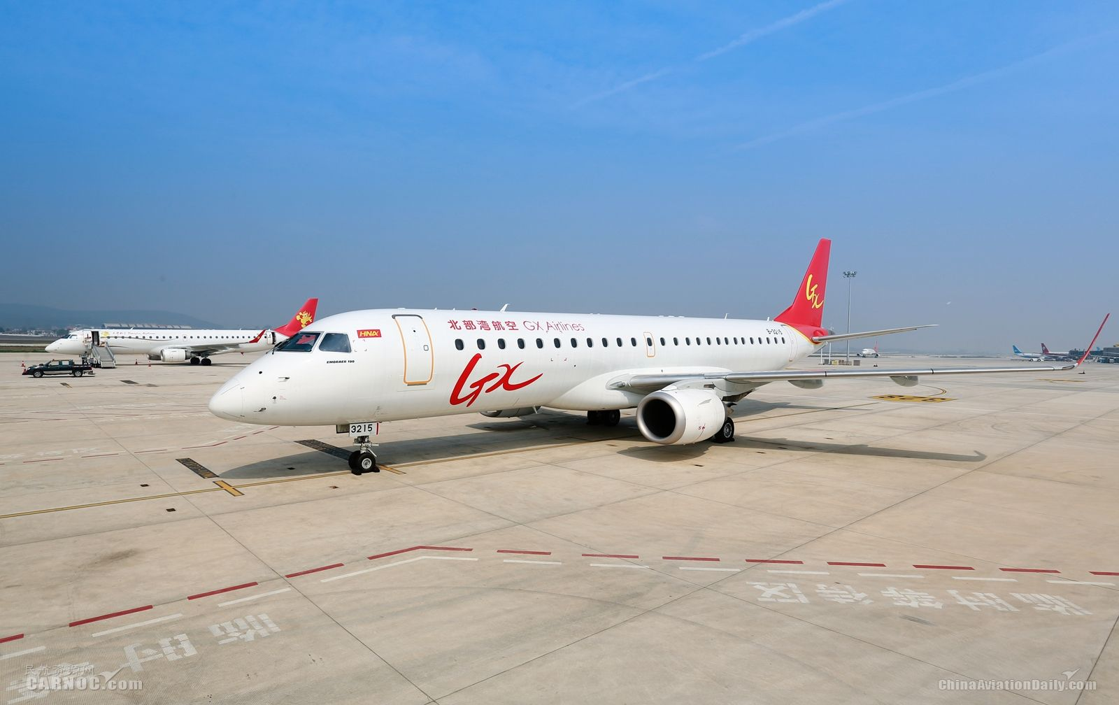新航季,北部湾航空在长沙新增5条航线
