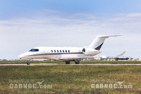 德事隆航空和NetJets联手宣布采购期权