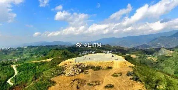 投资30亿!云南红河新机场快通航了!