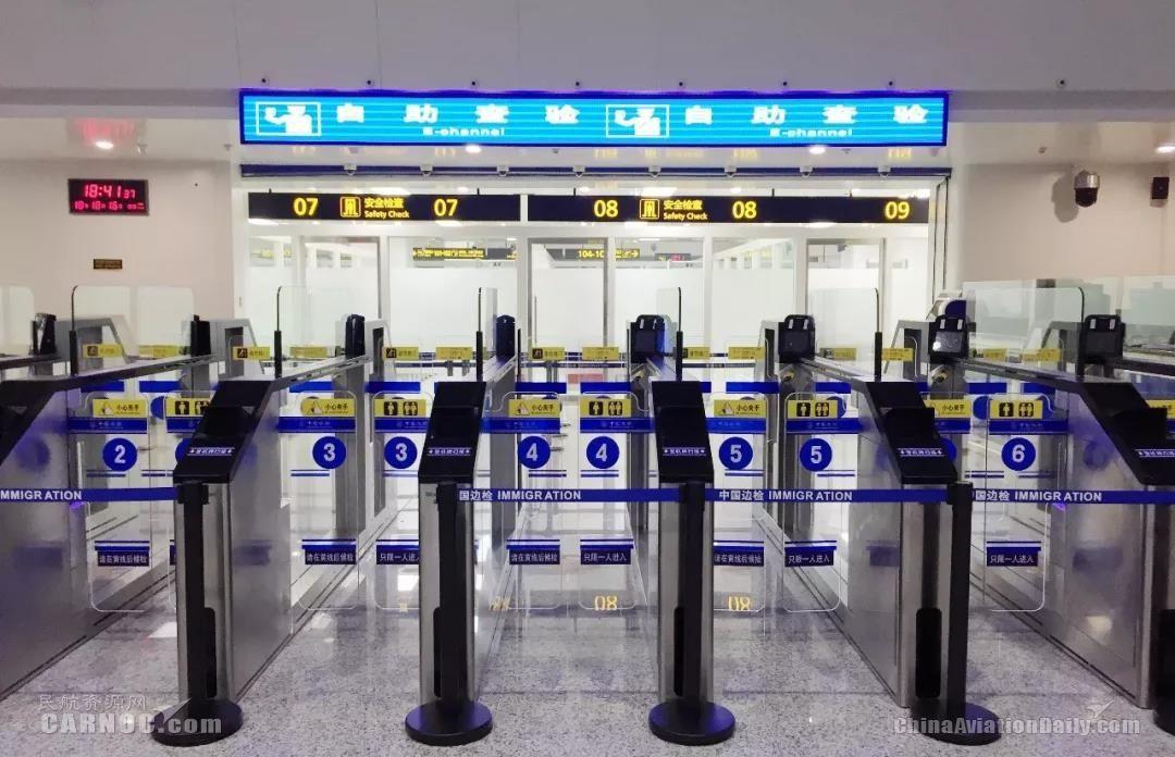 南昌机场T1航站楼北区顺利转场