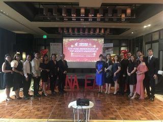 东航2018年度产品推介会在菲律宾马尼拉举办
