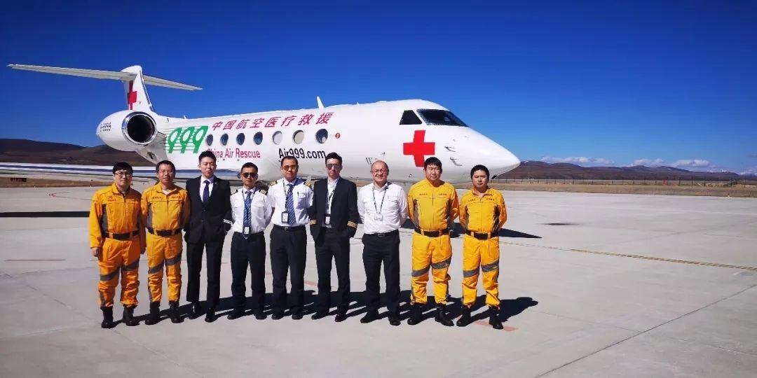 999救援飞机挑战世界海拔最高民用机场|新闻动态-飞翔通航(北京)服务有限责任公司