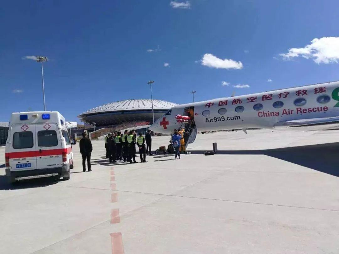 999救援飞机挑战世界海拔最高民用机场