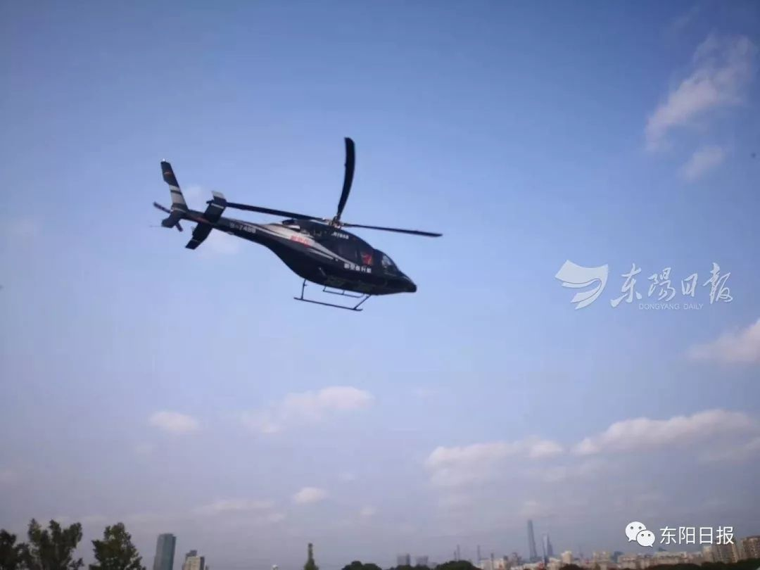 1小时!上海直飞横店,通航啦!