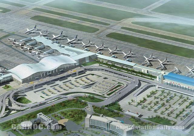 未来机场示范项目:新疆机场集团全域管控中心