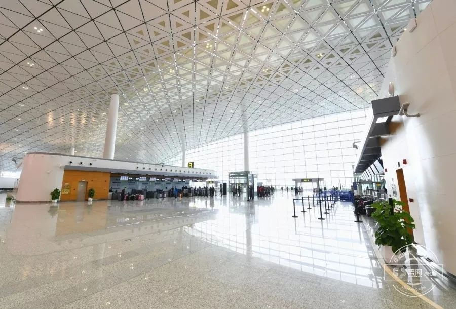 图集|长春龙嘉机场T2航站楼10月28日启用