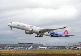 华航2架A350在悉尼机场连续被撞 要求赔偿