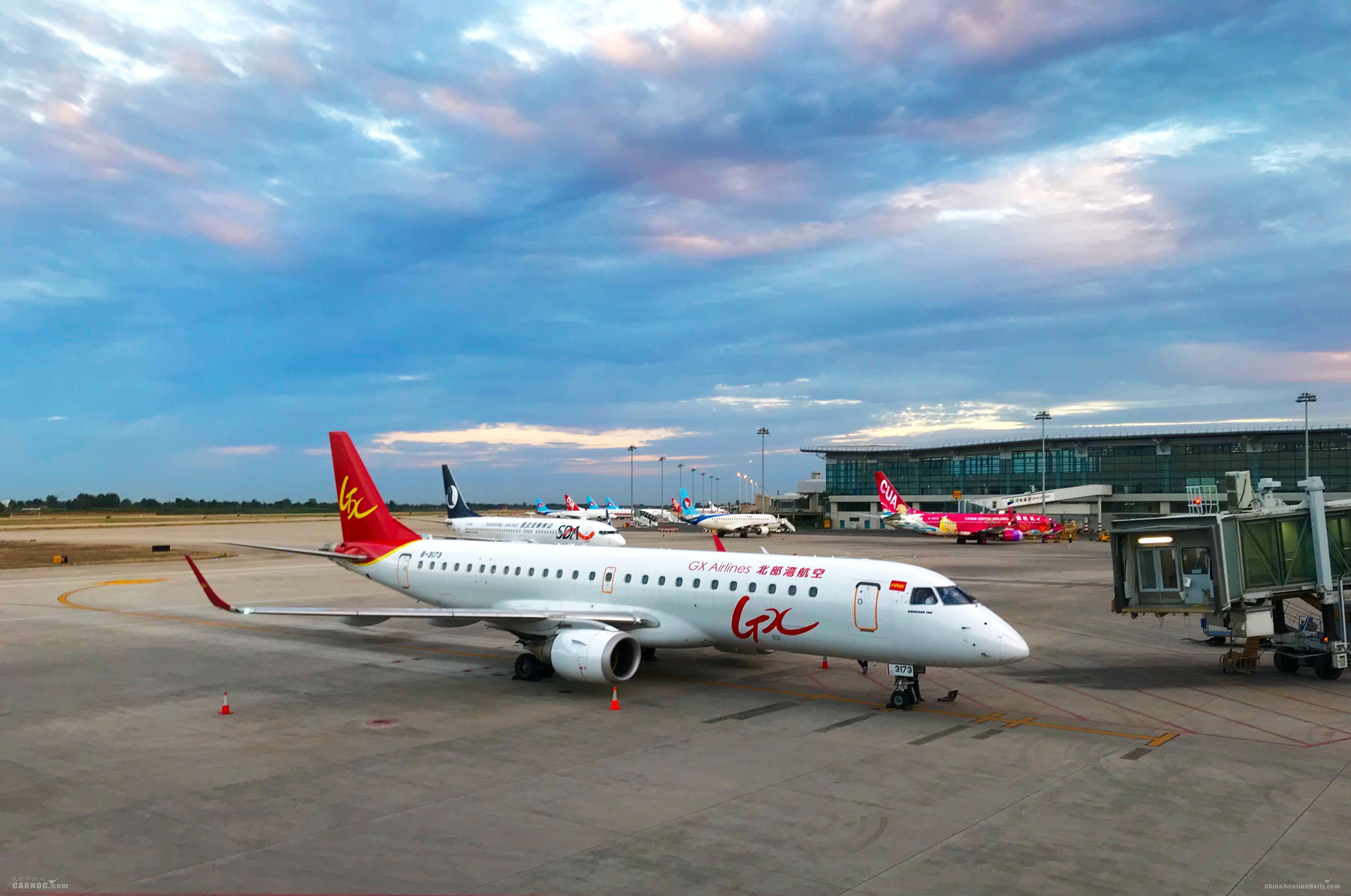 换季后国航将在石家庄机场新增恢复两条航线