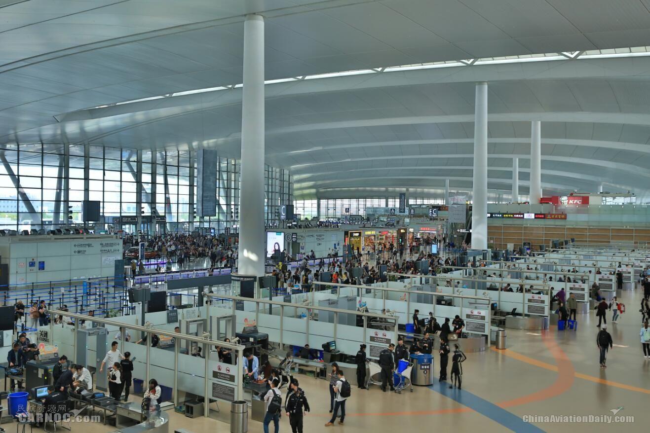 冬春航季 南京禄口国际机场新增加密多条航线