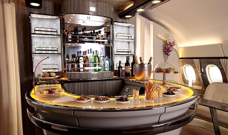 头等舱出行黄金时代 细数全球5大顶级奢华舱位